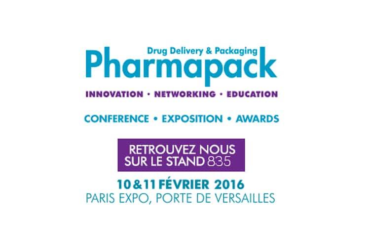 ICM auf der Fachmesse Pharmapack Europe