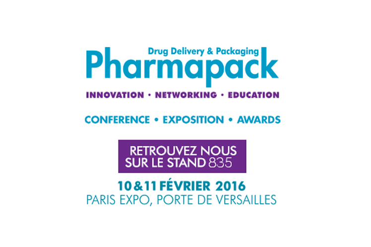 ICM présent au salon Pharpack Europe