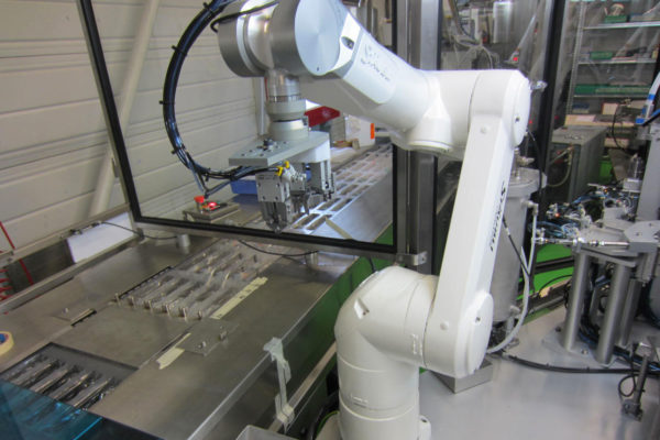 Industrielle Robotik