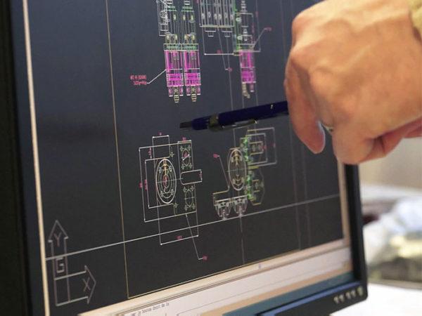Konzeption Montageanlagen: Konzeption durch unser internes Planungsbüro