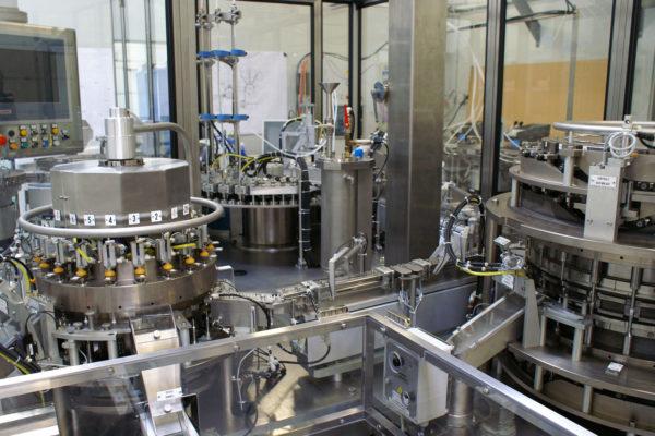 Sondermaschinen: Kontinuierliche Rundlaufmontagemaschinen