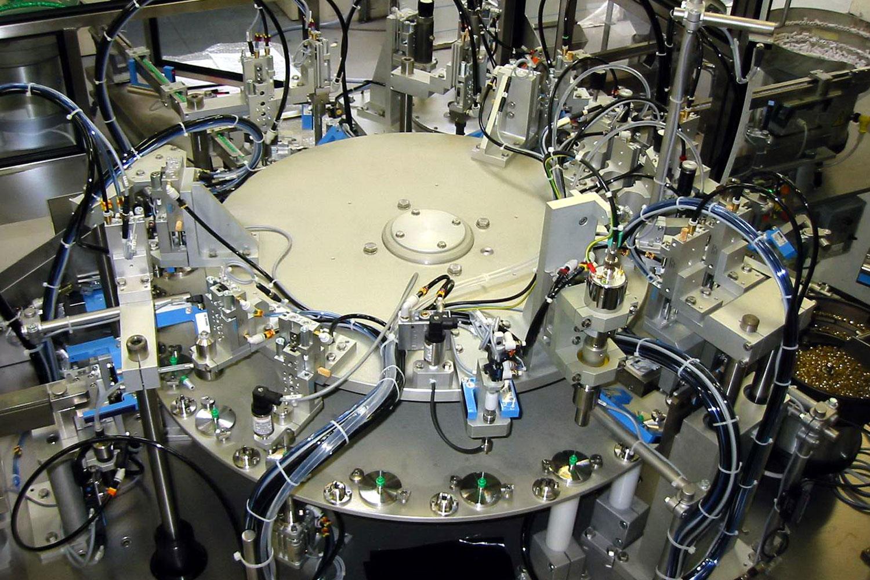 special purpose machines and control machines icm