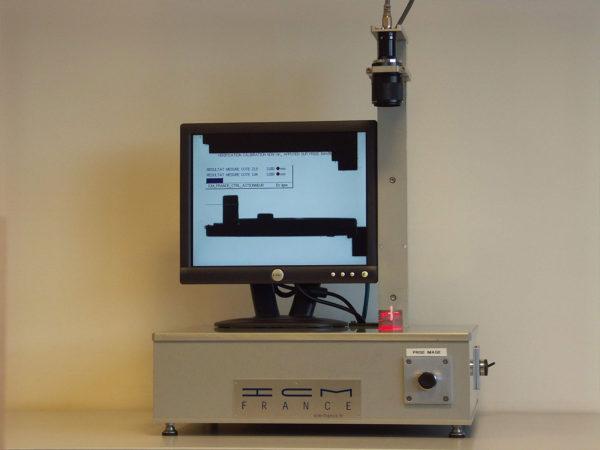Spezifische Arbeitsstationen: Kontrollequipment