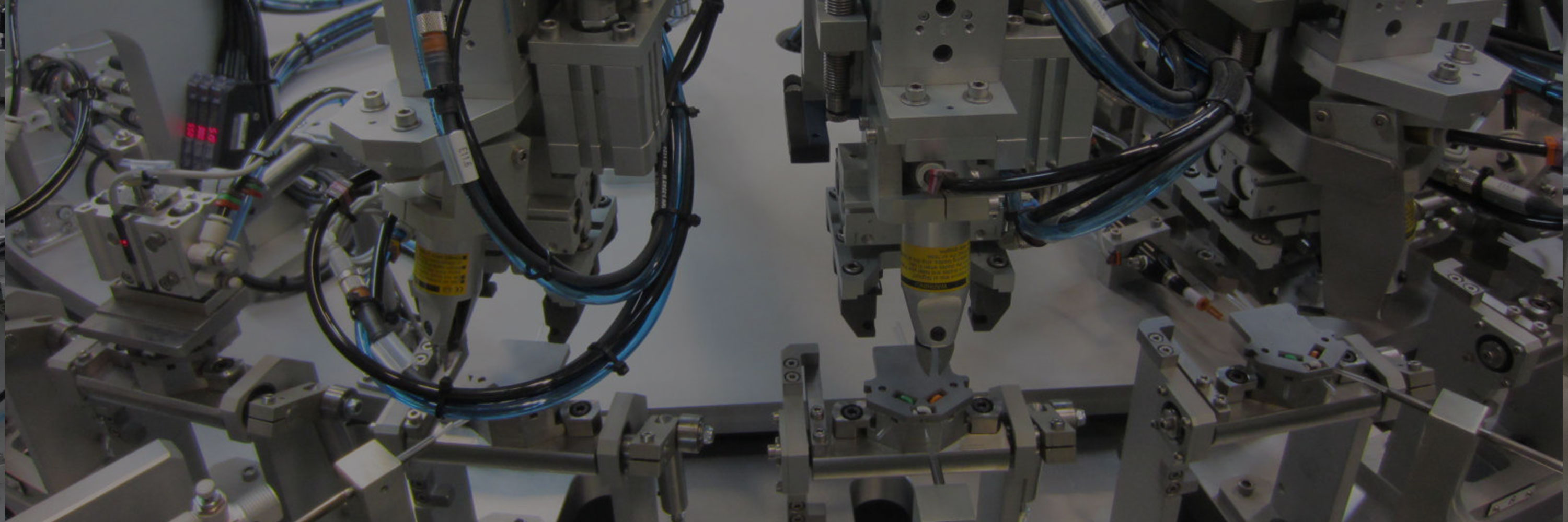 Design assembly machines: manufacture of high-speed special-purpose machines