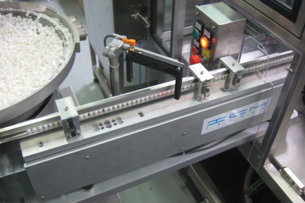 Zuführtechnik: Linearförderer