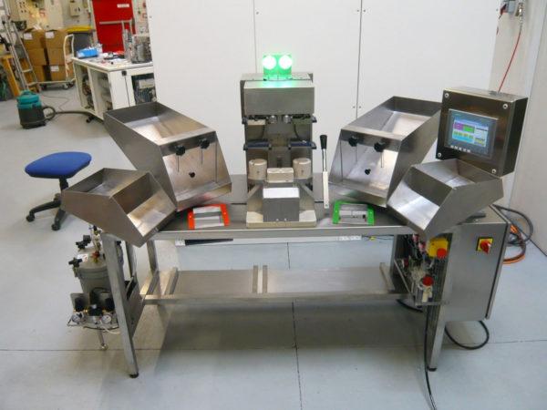 Spezifische Arbeitsstationen: Erstellen einer Teststation oder einer Montagehilfe